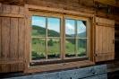 Hüttenfenster