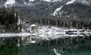 Winter ab Eibsee