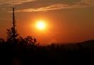 Sonnenuntergang,Rehturm