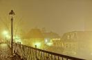 Altstadt im Nebel